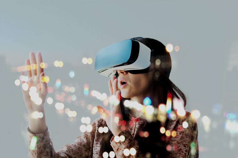 VR-Anwendungen und die aktuellen Möglichkeiten der virtuellen Realität.